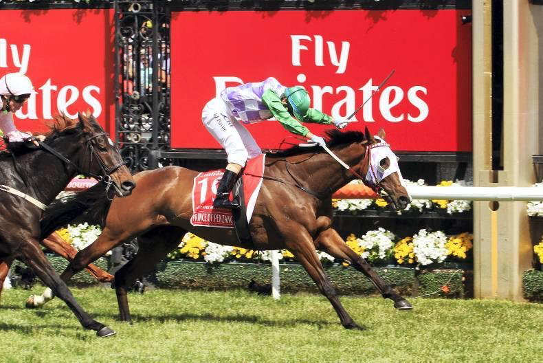 AUSTRALIA: Prince Of Penzance stuns rivals