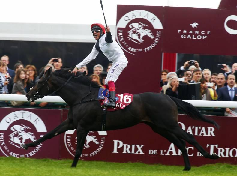 Golden Horn crowned Cartier Horse of the Year