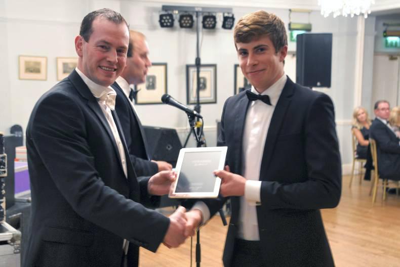 PONY TALES: Robbie takes junior rider crown at awards
