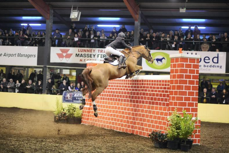 Smyth and Megahey share Puissance honours