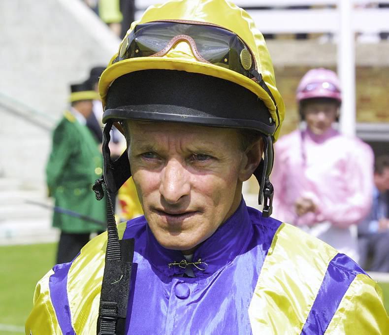 PAT EDDERY - Legendary jockey passes away