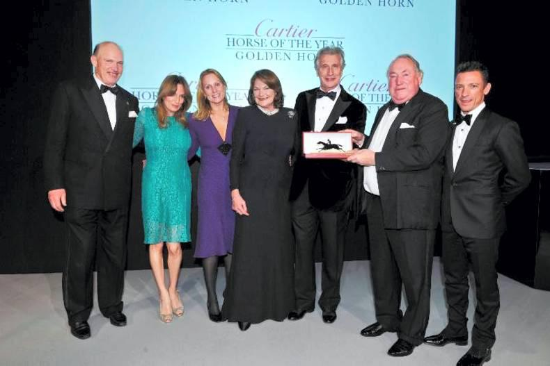CARTIER AWARDS: Jack Berry and Golden Horn shine on night of celebration