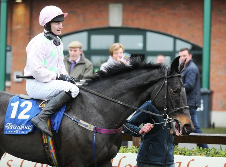 TATTERSALLS IRE NH SALE: Adriana tops mares' sale