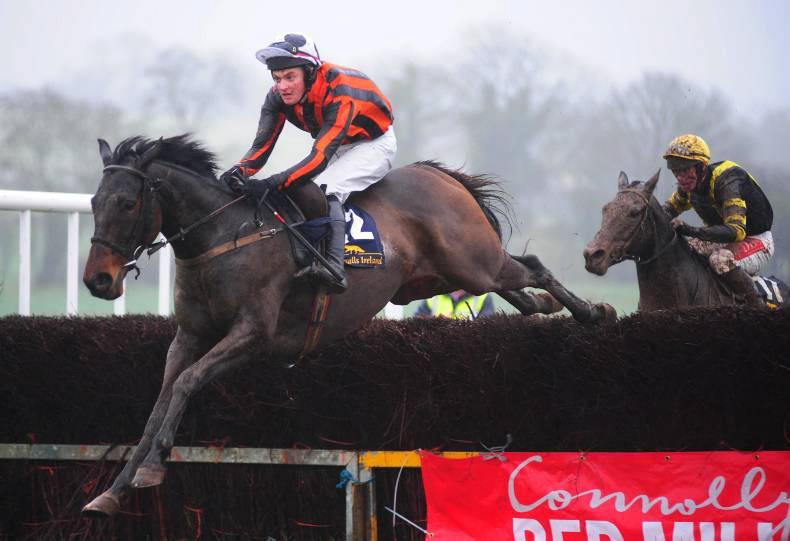 CORBEAGH HOUSE: Brabazon elated with The Pierre Lark