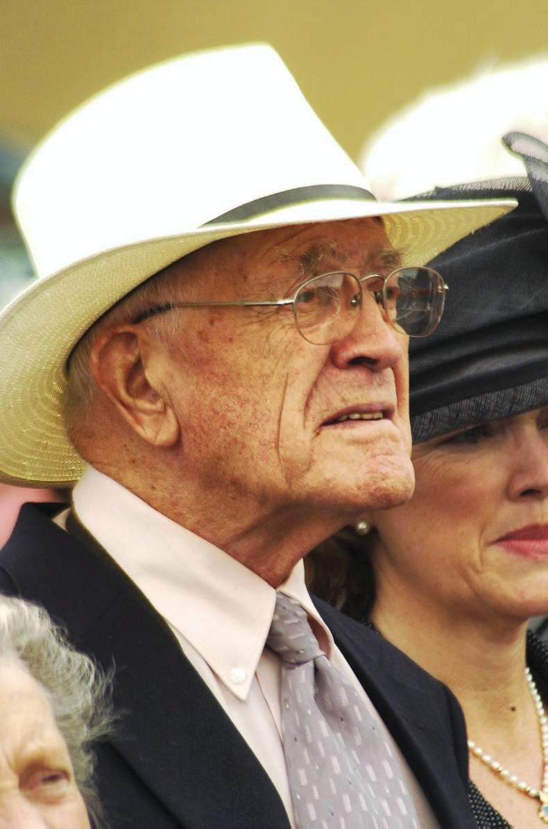 End of an era as dapper Clem Magnier passes away