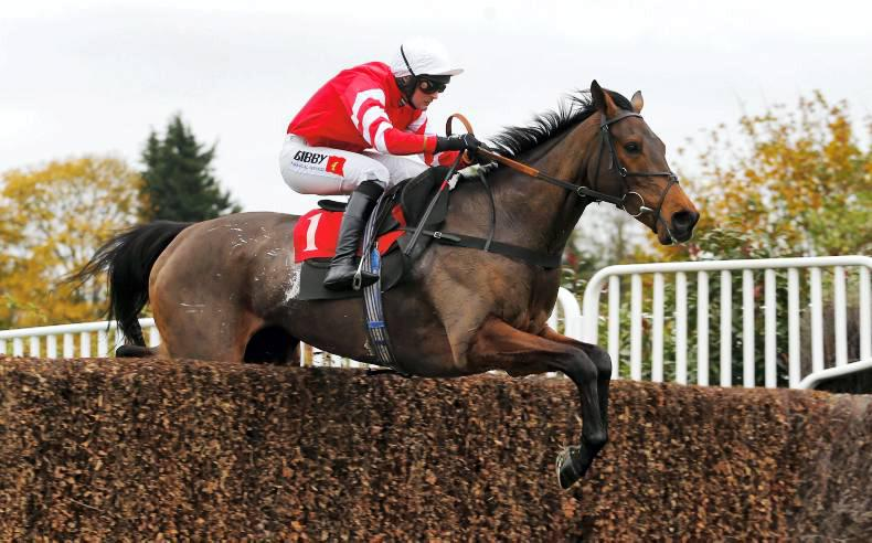Crucial Sunday gallop for Coneygree