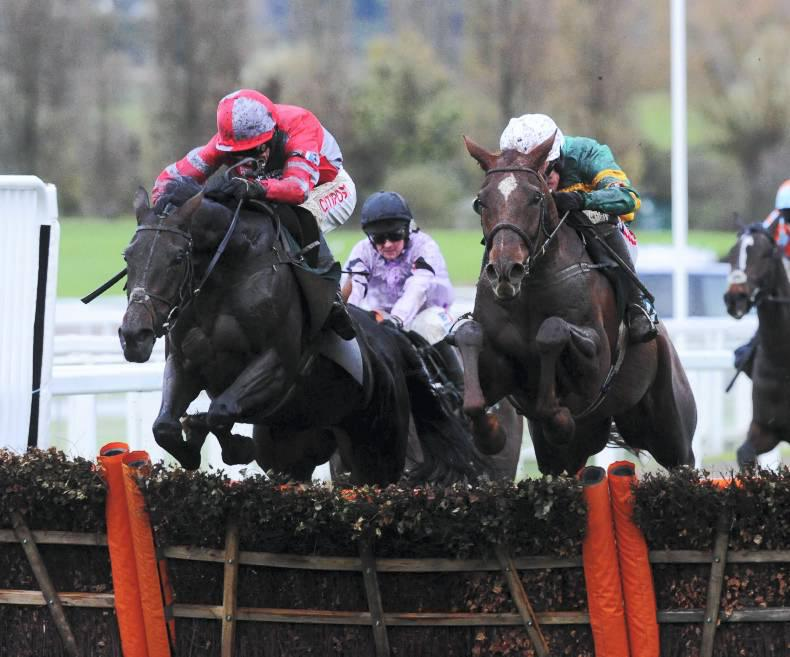 BRITAIN: Geraghty leaves with another winner