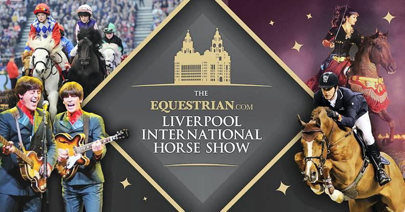 LIVERPOOL  INTERNATIONAL HORSE SHOW: SHOW  TIMETABLE