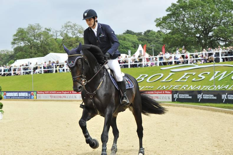 LIVERPOOL INTERNATIONAL HORSE SHOW: Rider Quotes