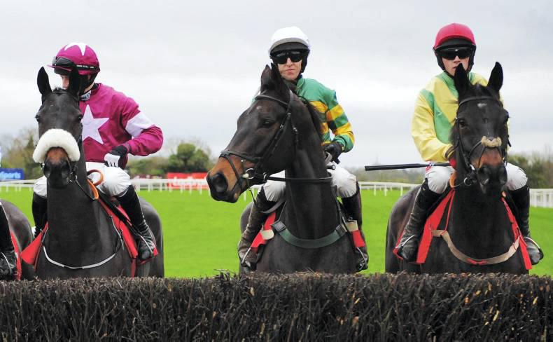 There's a MASSIVE weekend of top-quality jump racing in store
