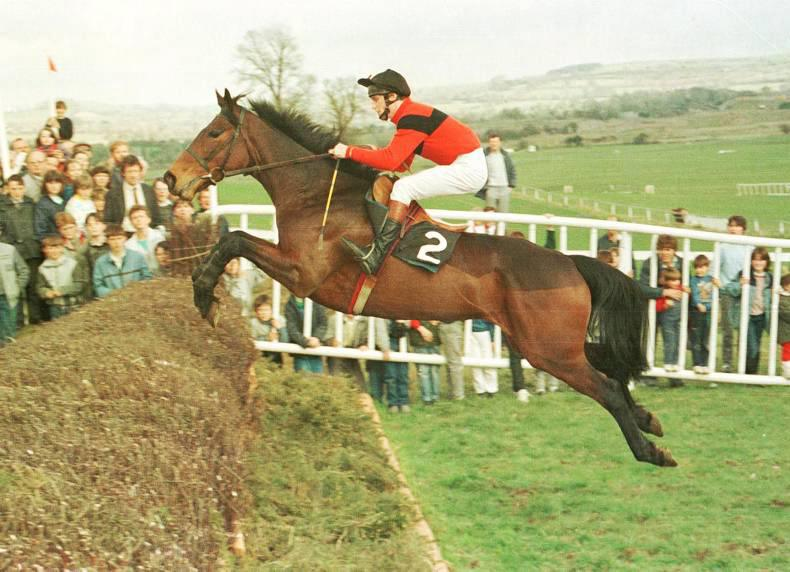 REMEMBERING WHEN: Punchestown Chase has a rich history