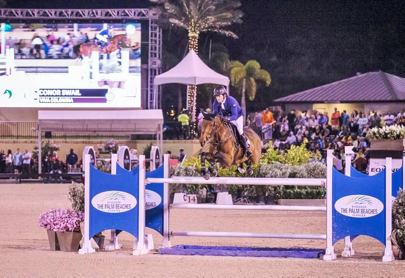 Swail aiming for world top 10 after Palm Beach double