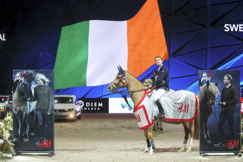 Allen moves closer to World No.1 position in latest Longines rankings
