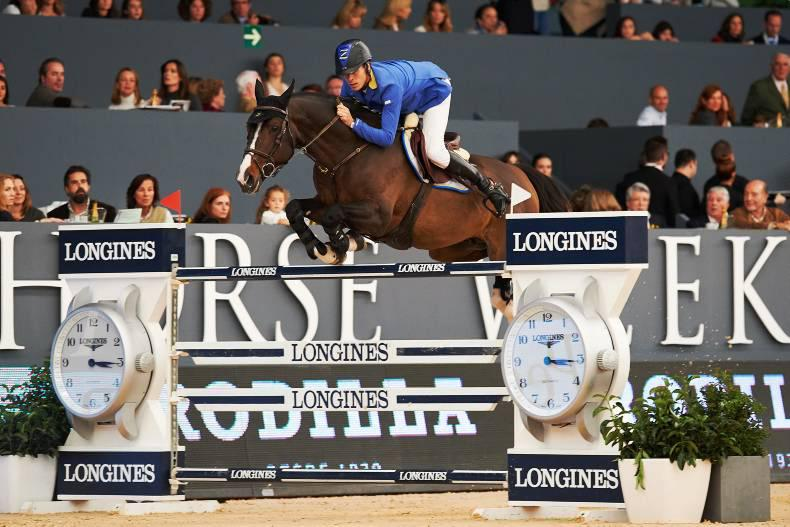 Emotional Ahlmann makes it two-in-a-row in Madrid