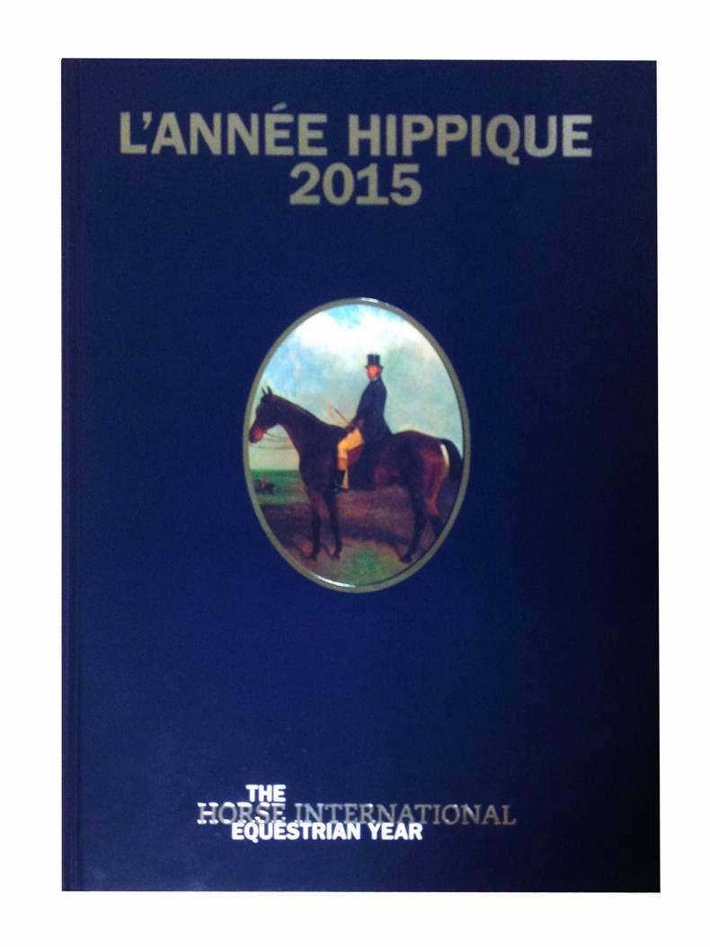 BOOK REVIEW: L'Annee Hippique 2015