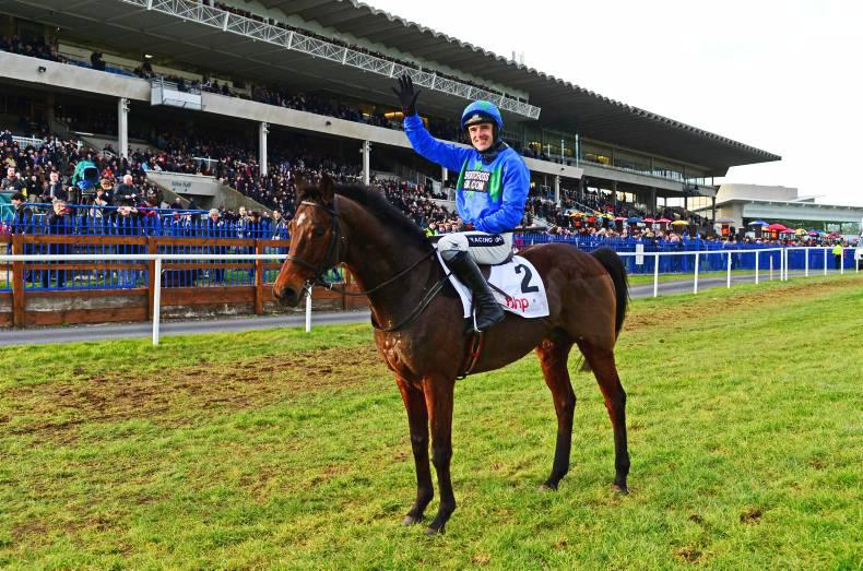 Leopardstown to erect Hurricane Fly statue
