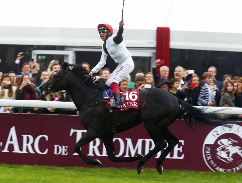 NEWS: Frankie Dettori world's top jockey in Longines rankings