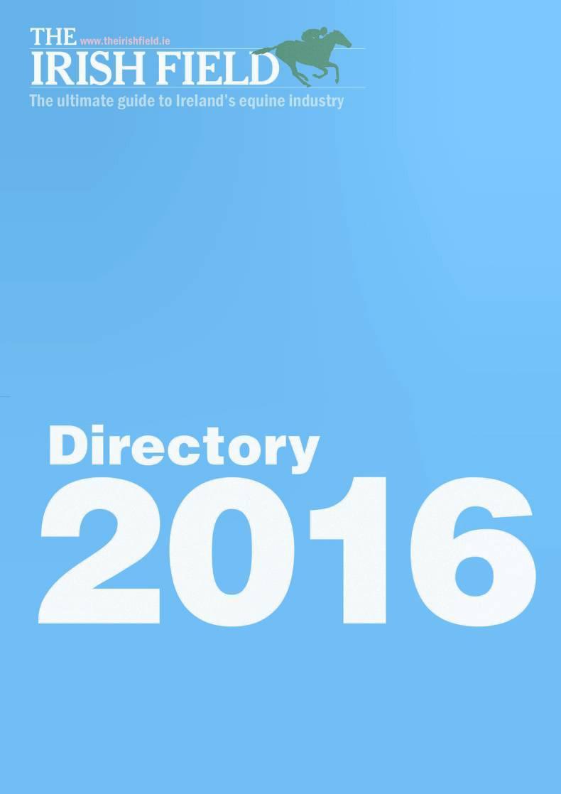 The Irish Field Directory 2016