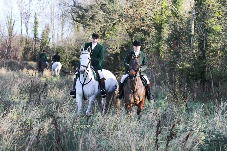 HUNTING:  Crossing old country with fresh enthusiasm