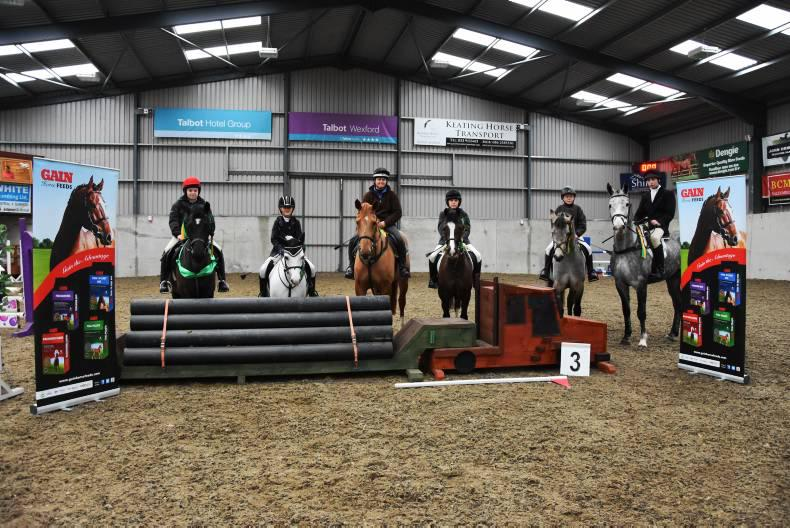 Riders flock to Wexford finals