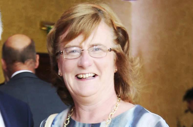 Meta Osborne makes history as first female Senior Steward