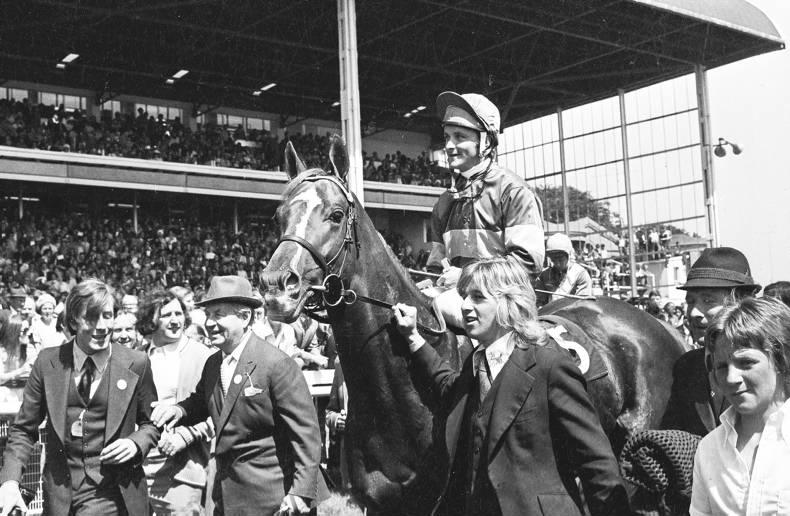 REMEMBERING WHEN: A striking year of champion horses and men