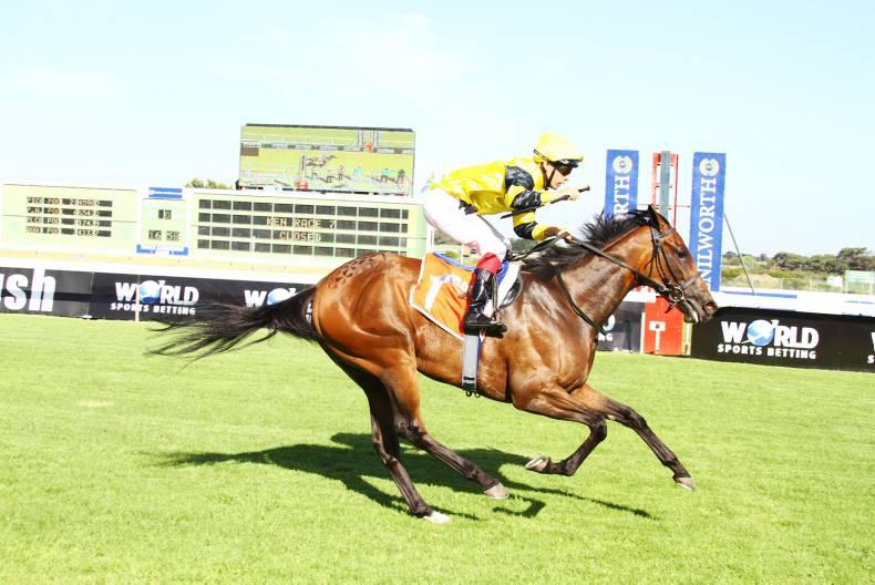 SOUTH AFRICA: Silver Mountain sweeps home