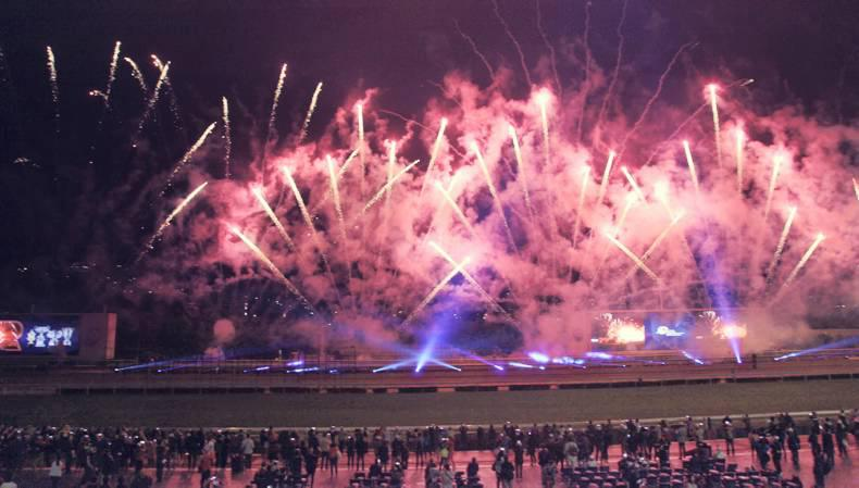 HONG KONG: Japanese cheers from record crowd