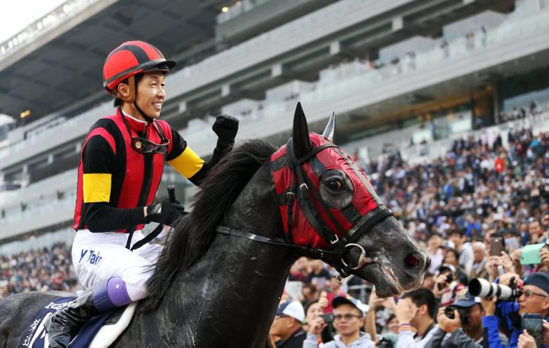 HONG KONG: Take takes them all the way on Hikari