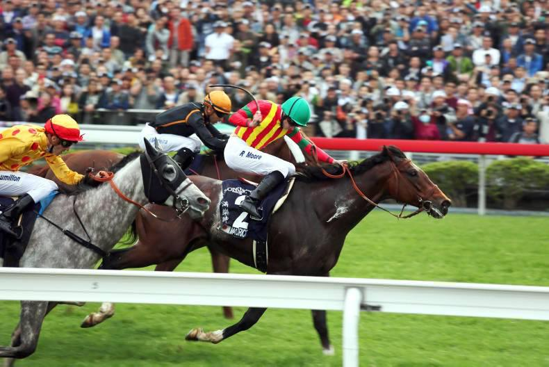 HONG KONG: Maurice makes for Moore happy days