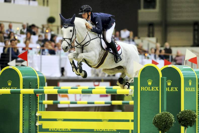 Allen and Molly Malone finish seventh in Rolex top 10
