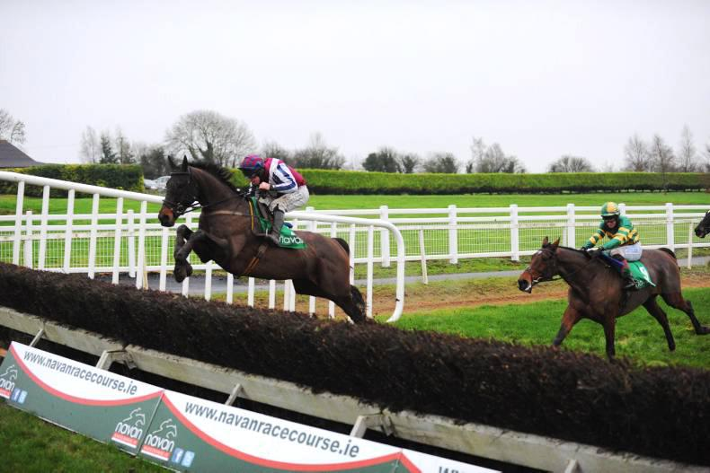 PEDIGREE ANALYSIS: Fine Rightly is bred to stay further