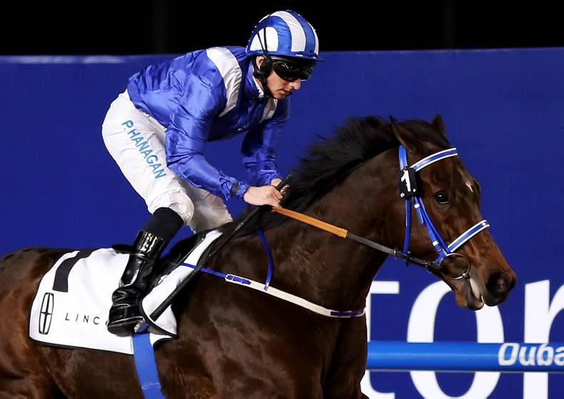 WORLD RACING: Racing steps up a gear at Meydan