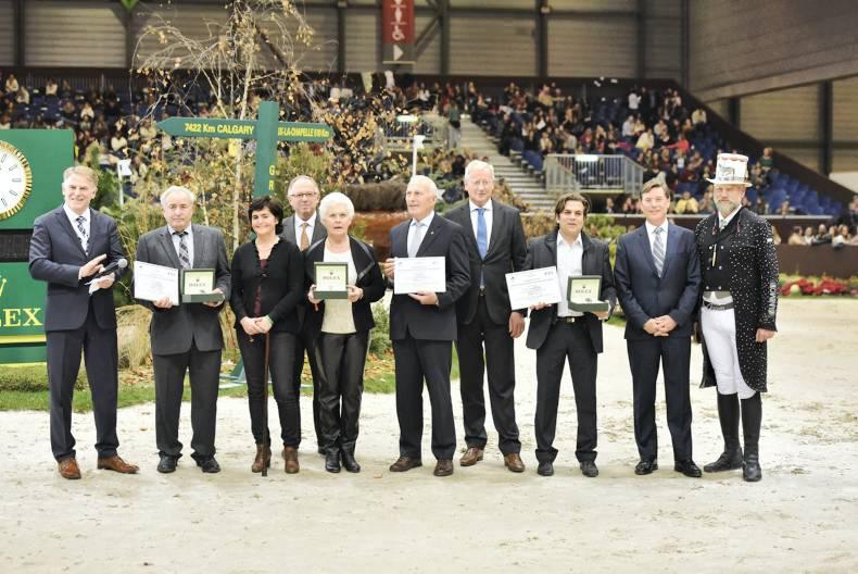 World's leading breeders honoured in Geneva