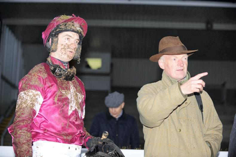 BREEDING INSIGHTS: Mullins hoping to strike gold again