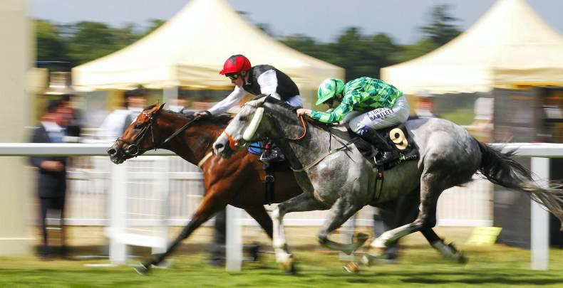 REVIEW 2015 IRELAND FLAT: Weld continues on top form