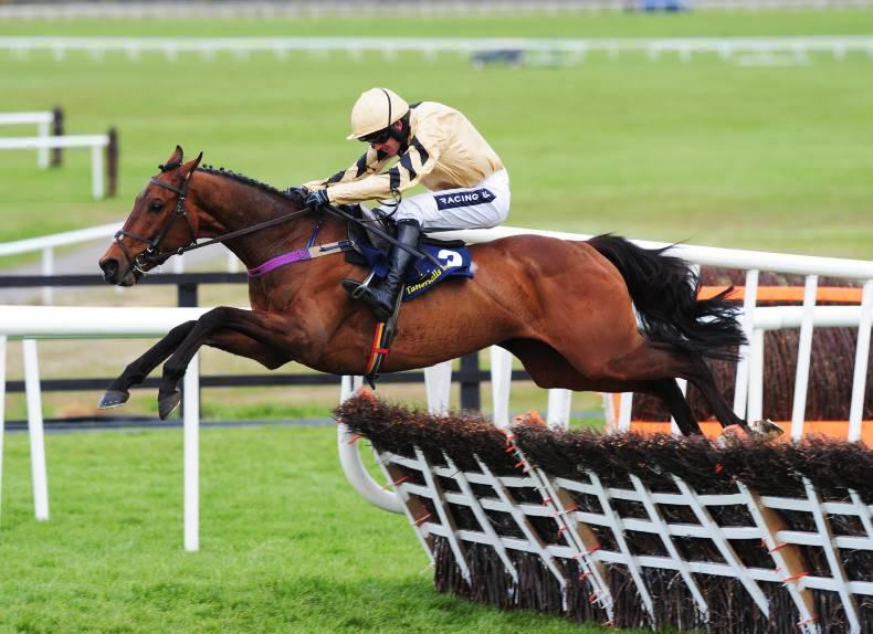 LEOPARDSTOWN TUESDAY:  Nichols Canyon for top honours