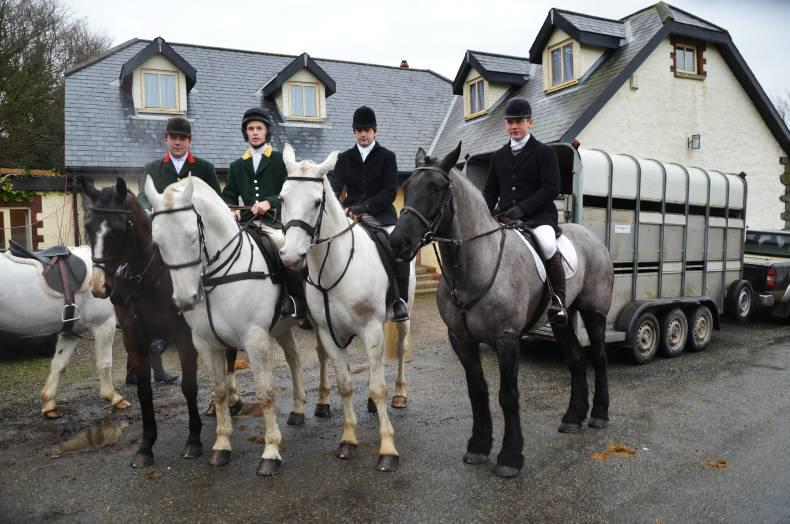 Killinick Charity Hunt raises over €40,000 for cancer