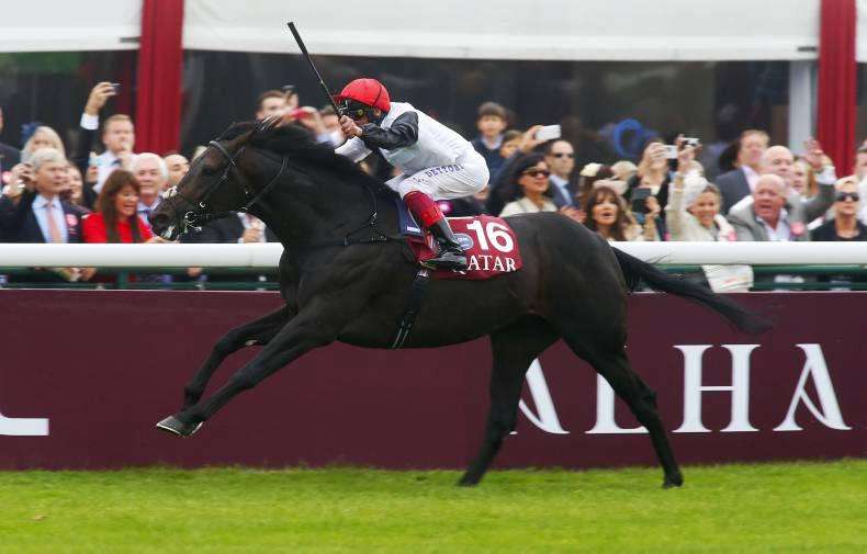 REVIEW OF THE YEAR: - FRANCE:  A Golden Arc for Gosden