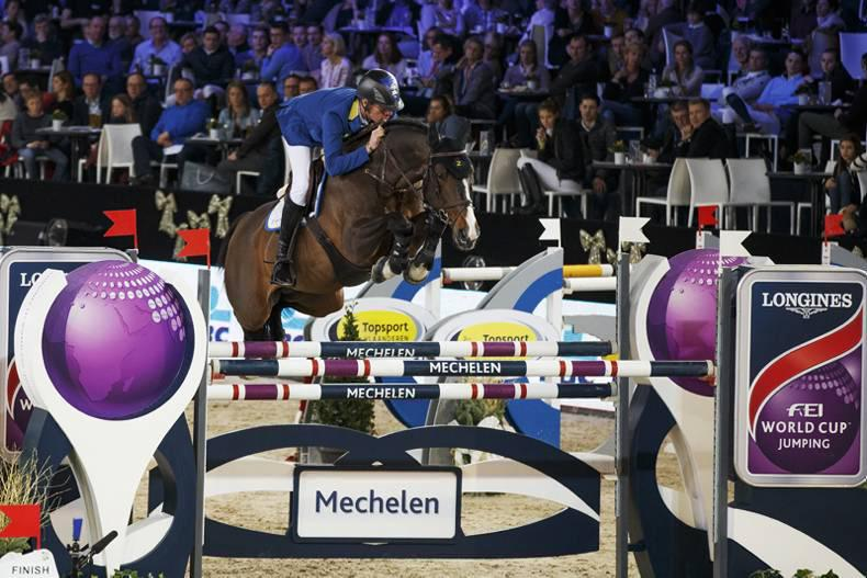 World Cup hat-trick for Ahlmann and Taloubet Z