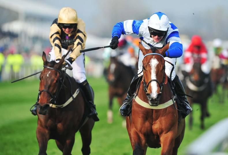 BRITAIN: Barters Hill brave to the end