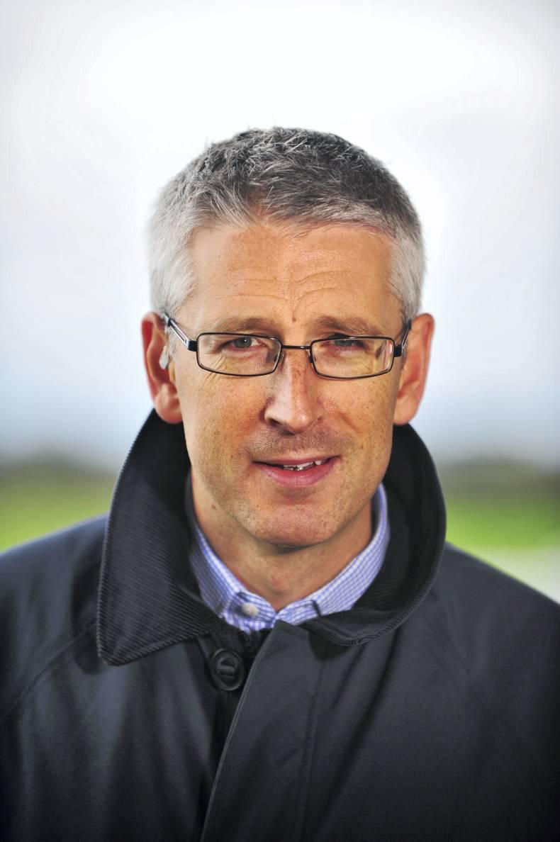 Gary O'Brien wins the 2015 Ladbrokes The Irish Field Nap Table