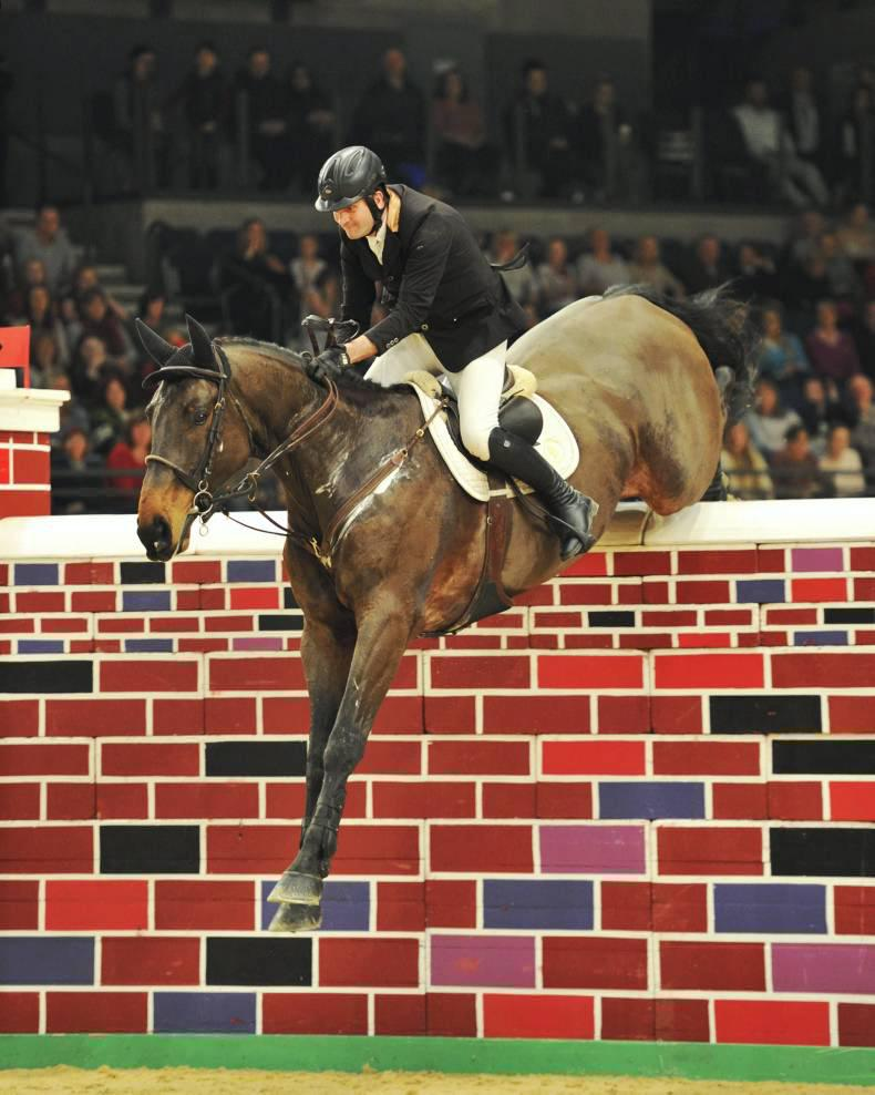 Smyth wins puissance thriller with Cavalier Rusticana