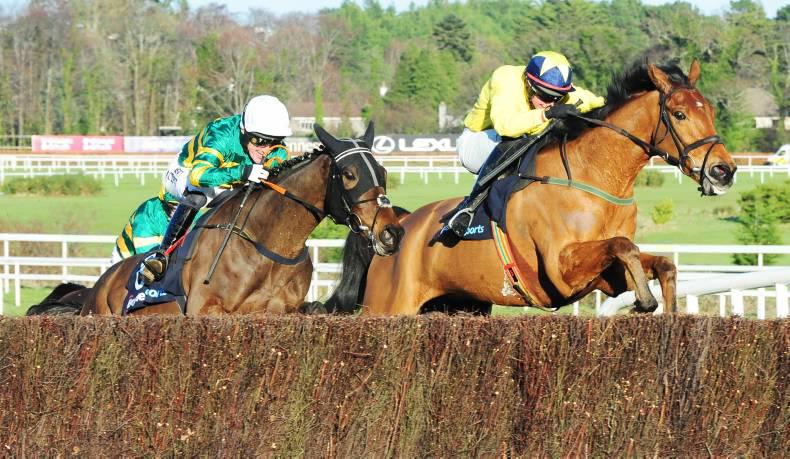 Herminator supported for Coral.ie Hurdle