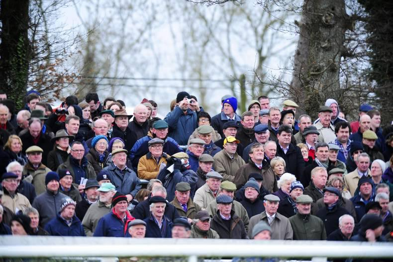 Gowran Park donates to Irish Injured Jockeys