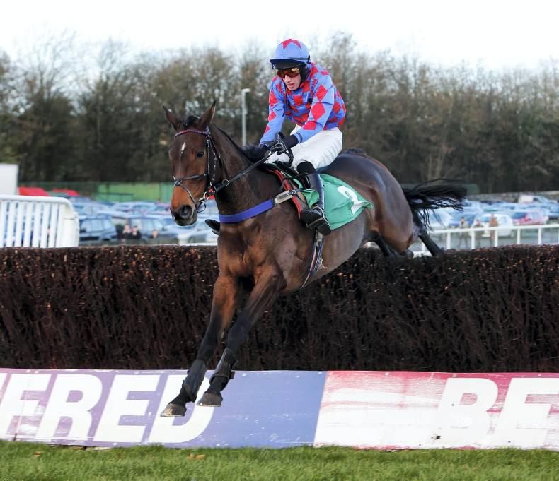 RORY DELARGY: Curtis can bring Welsh National home