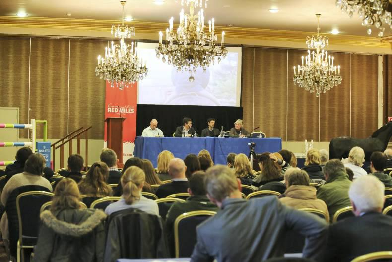 EQUINE HEDGE SCHOOL: Advice from leading experts
