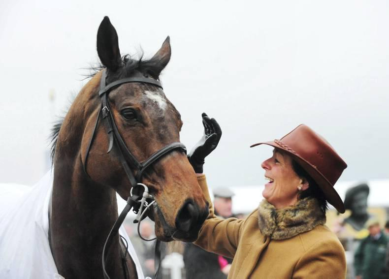 TALKING TRAINER: Mags Mullins
