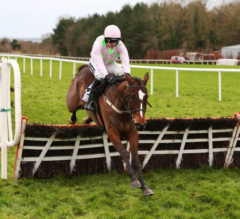 PUNCHESTOWN SATURDAY: Min on the road to glory