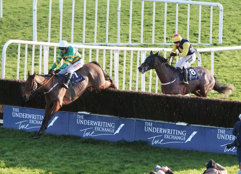 FAIRYHOUSE SUNDAY: Nearly Nama'd revels in conditions